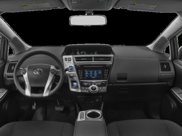 Toyota Prius_v  2017