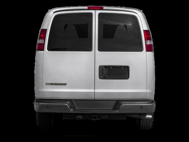 2017 Chevrolet Express_Passenger