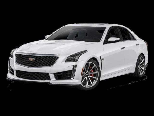 2017 Cadillac CTS_V_Sedan