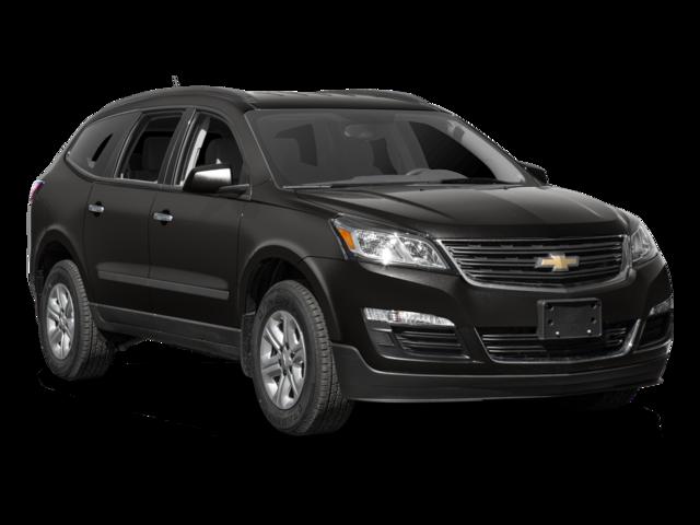 2017 Chevrolet Traverse