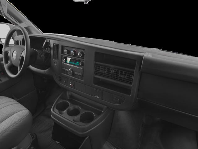 2017 GMC Savana_Cargo_Van