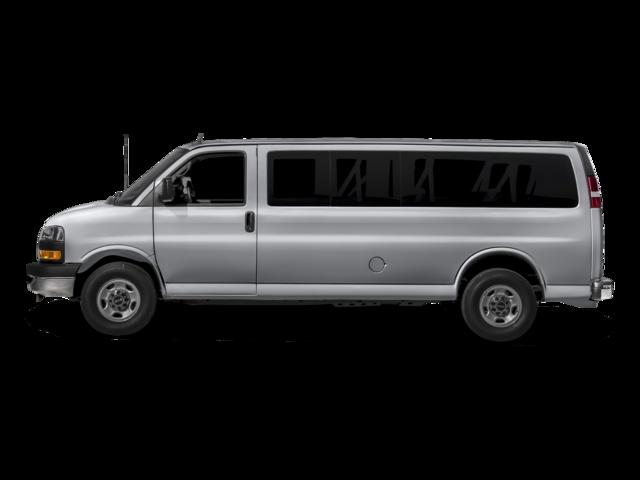 2017 GMC Savana_Passenger