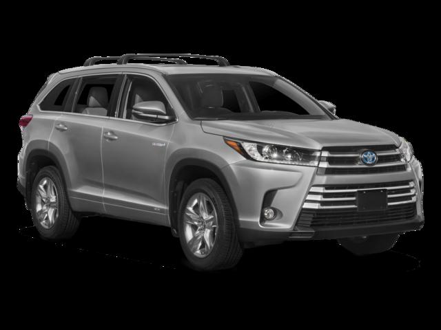 Toyota Highlander_Hybrid  2017