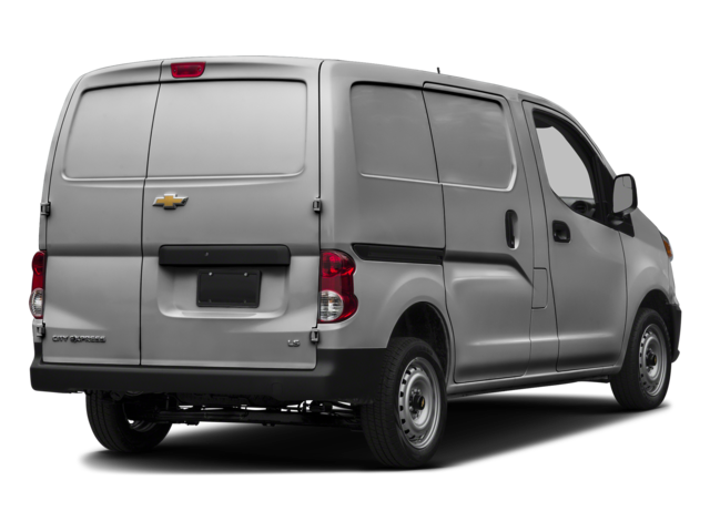Chevrolet City Express Cargo Van 2017