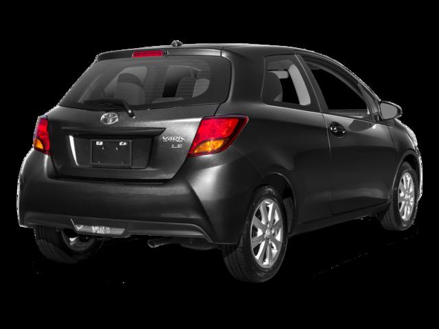 Toyota Yaris_Hatchback  2017