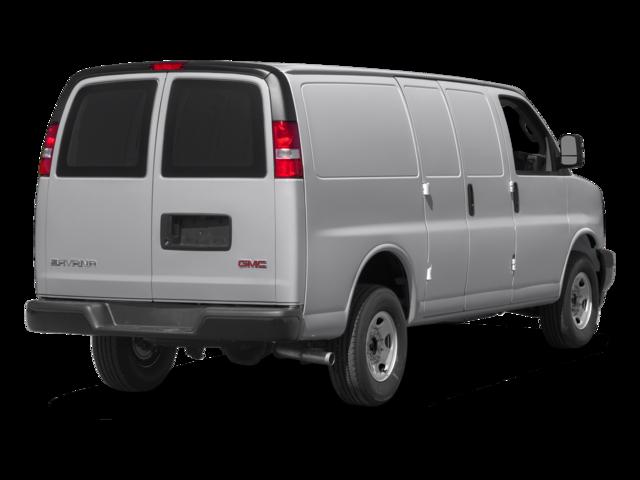 GMC Savana_Cargo_Van  2017