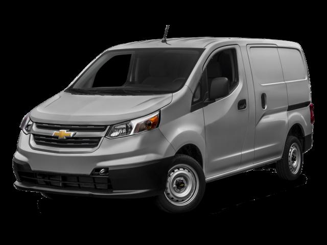 Chevrolet City_Express_Cargo_Van  2017