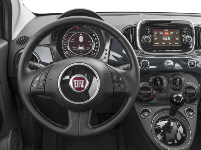 2017 FIAT 500c