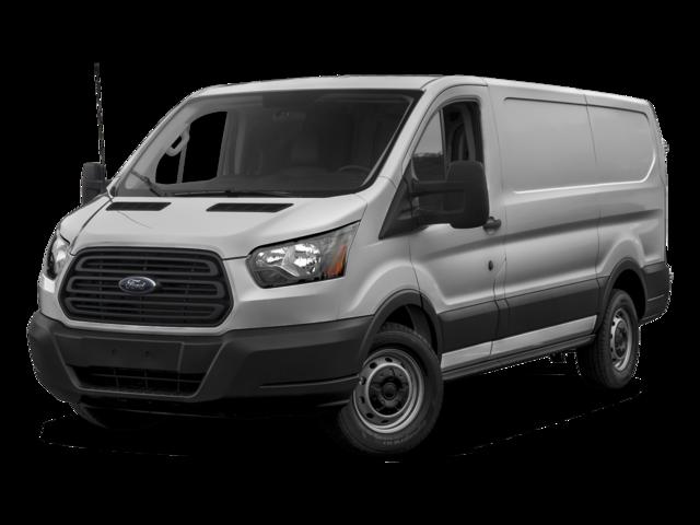 Ford Transit_Cargo_Van  2017