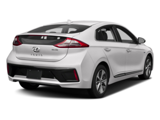 Hyundai IONIQ Electric Plus 2018