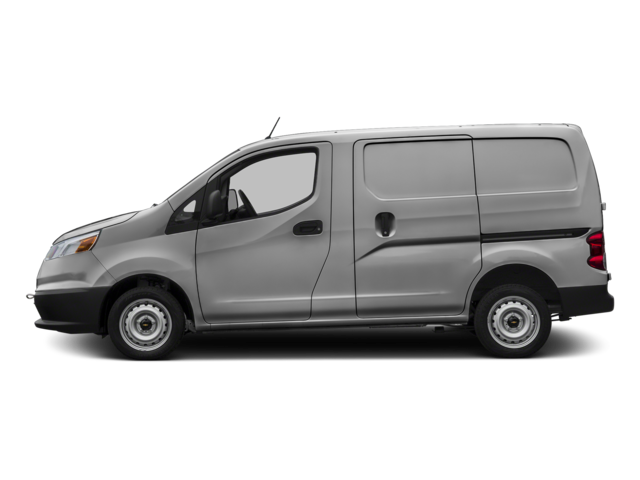 Chevrolet City_Express_Cargo_Van  2017
