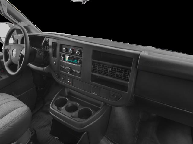 2018 GMC Savana_Cargo_Van