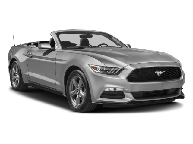 2017 Ford Mustang Convertible _ Cabriolet