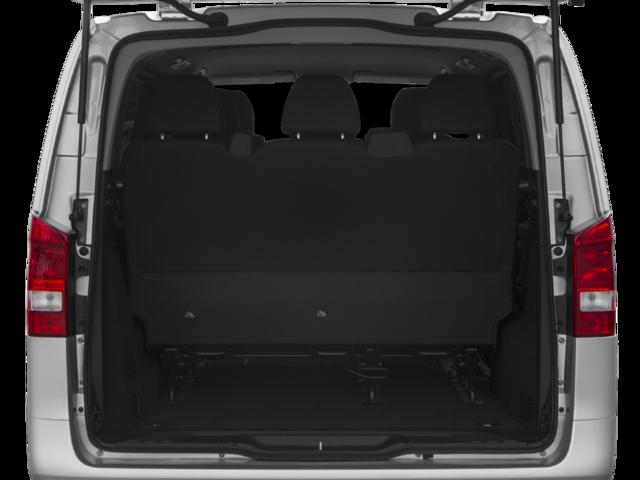 2017 Mercedes_Benz Metris_Passenger_Van