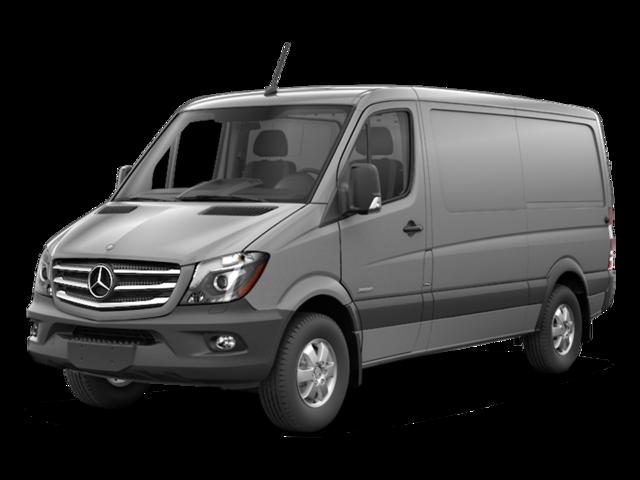 2017 Mercedes-Benz Sprinter Cargo Vans