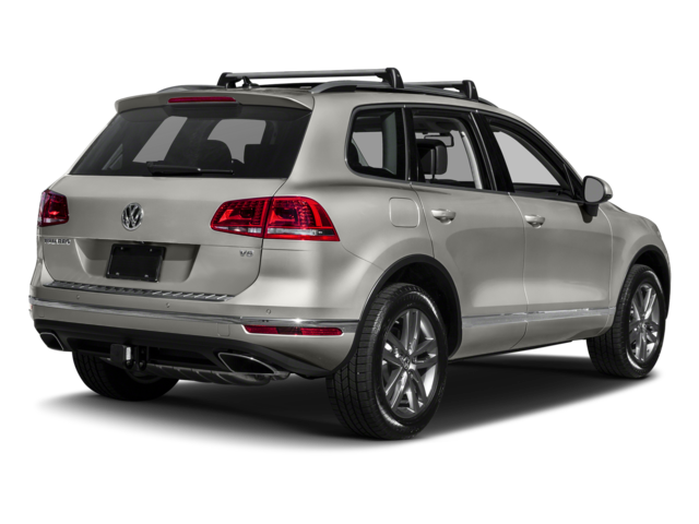 2017 Volkswagen Touareg