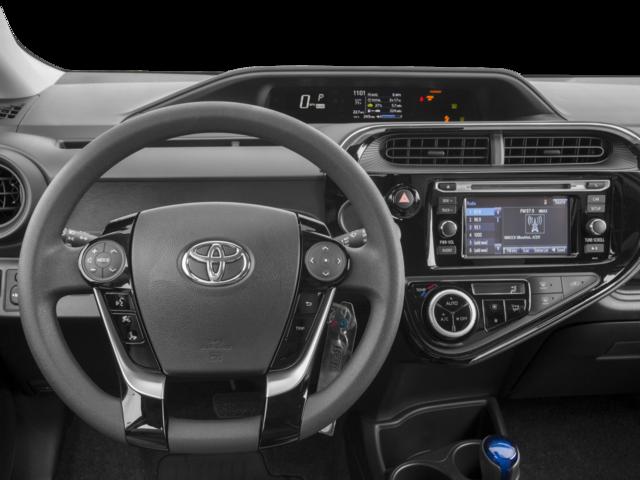 Toyota Prius_c  2018