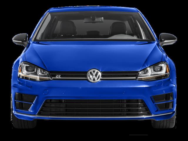 Volkswagen Golf_R  2017