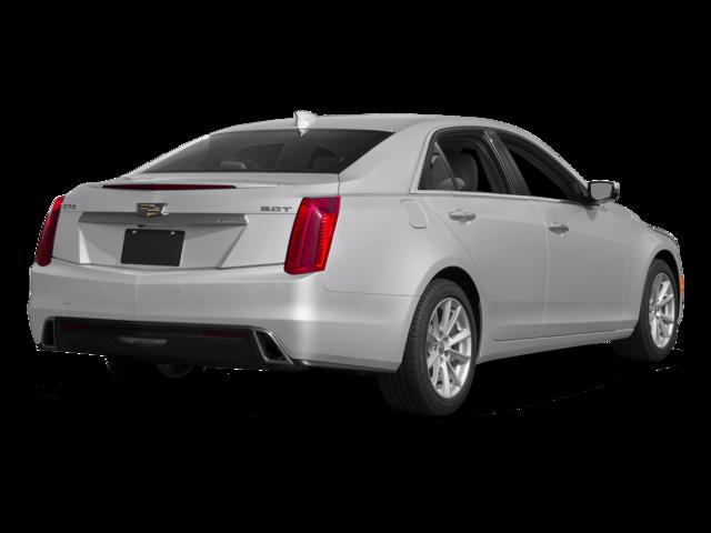 Cadillac CTS_Sedan  2018