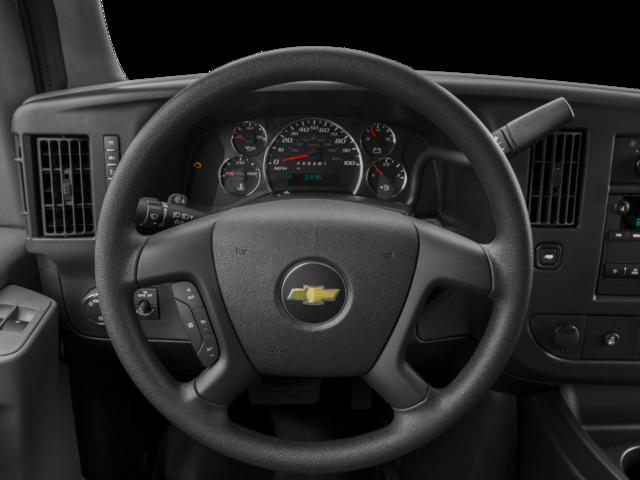 Chevrolet Express_Cargo_Van  2017