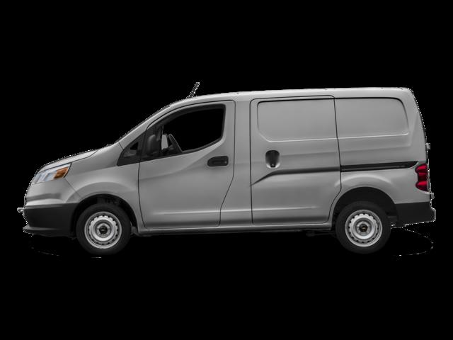 2017 Chevrolet City_Express_Cargo_Van