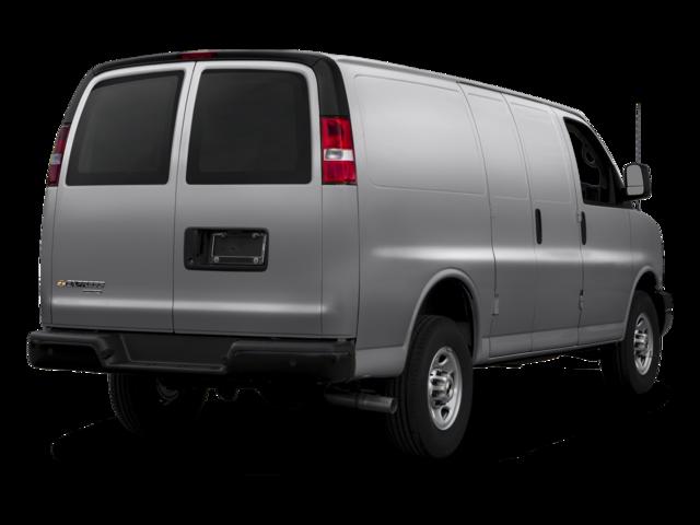 2017 Chevrolet Express_Cargo_Van