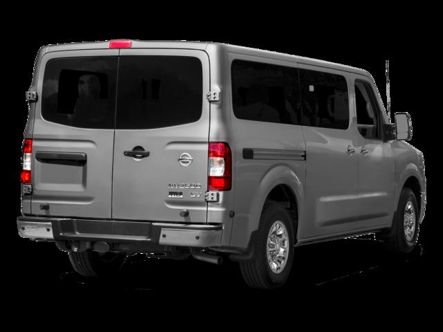 2017 Nissan NV_Passenger