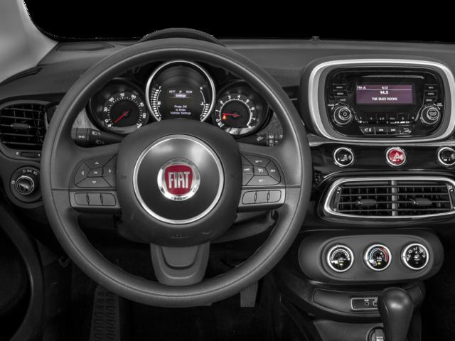 2017 FIAT 500X
