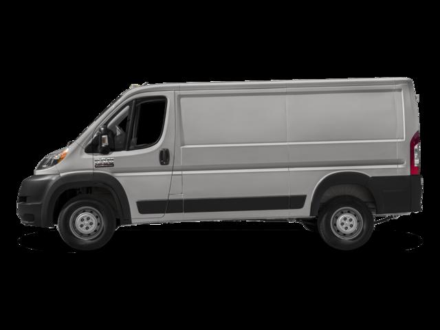 Ram ProMaster_Cargo_Van  2018