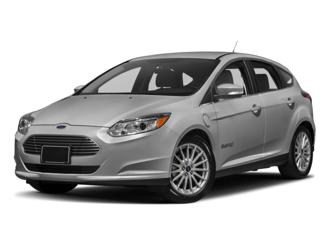 Ford Focus_Electic  2018