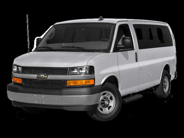 Chevrolet Express_Passenger  2017