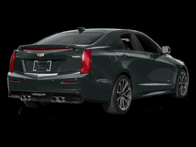 2018 Cadillac ATS_V_Sedan