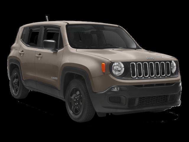 Jeep Renegade 2018