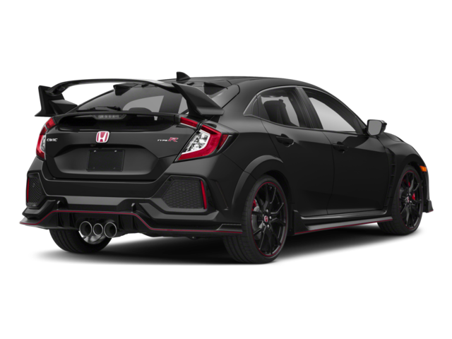 Honda Civic_Type_R  2018