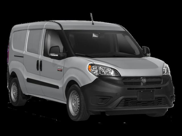 Ram ProMaster_City_Cargo_Van  2018
