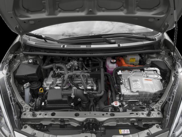 2018 Toyota Prius_c