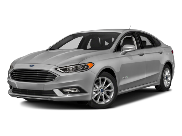 Ford Fusion_Hybrid  2018
