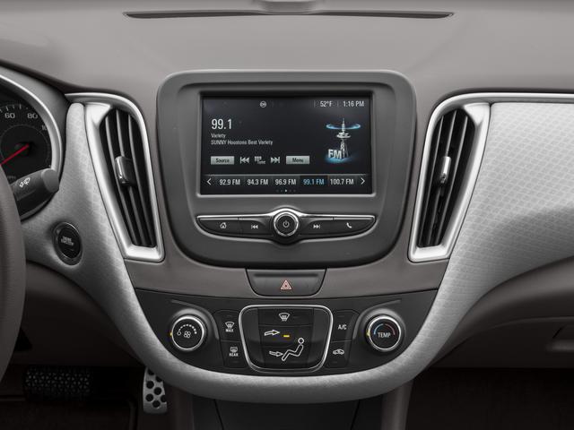Chevrolet Malibu  2018
