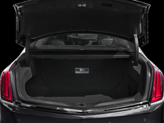 2018 Cadillac CT6_Sedan_Hybrid