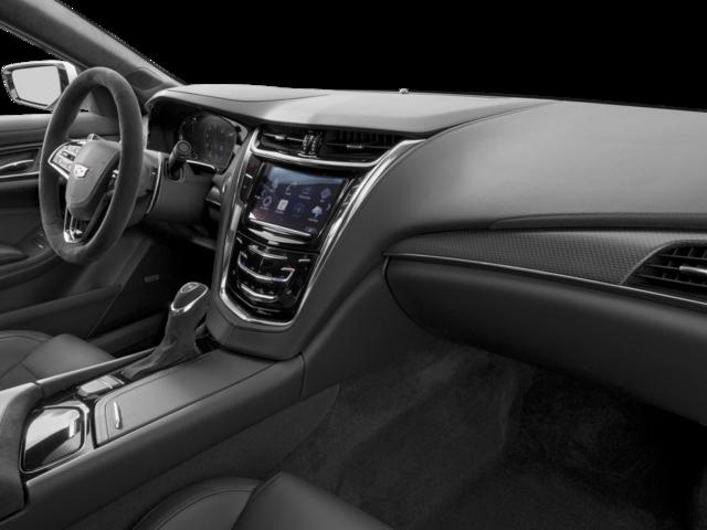 2018 Cadillac CTS_V_Sedan