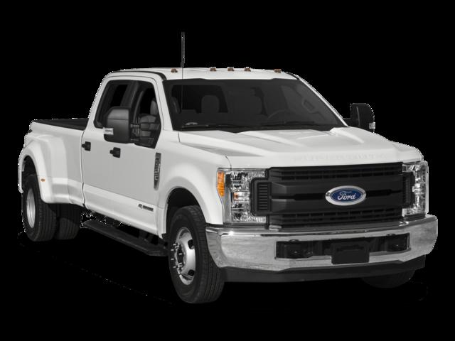 Ford Super_Duty_F_350_DRW  2018