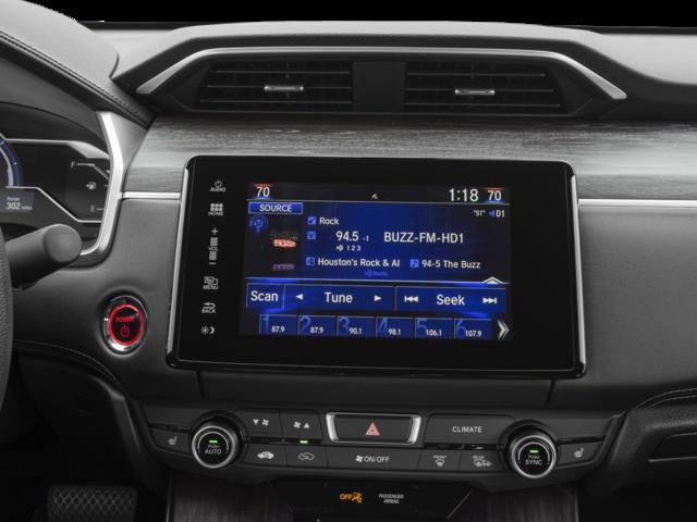 Honda Clarity_Plug_In_Hybrid  2018