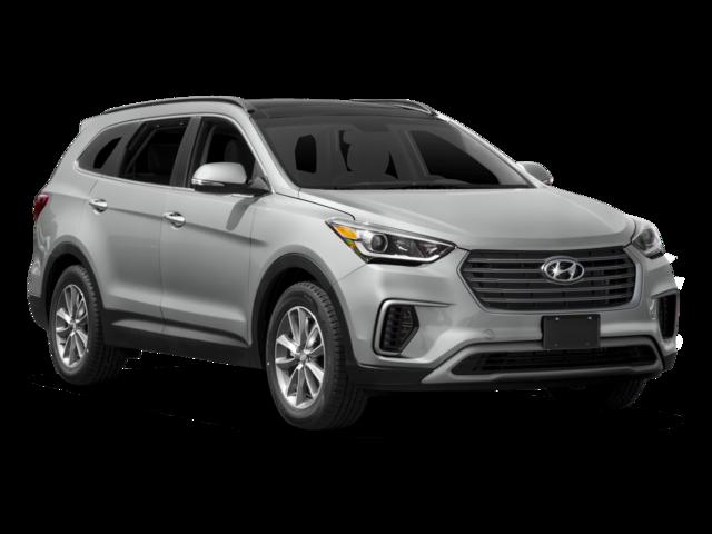 Hyundai Santa_Fe_XL  2018