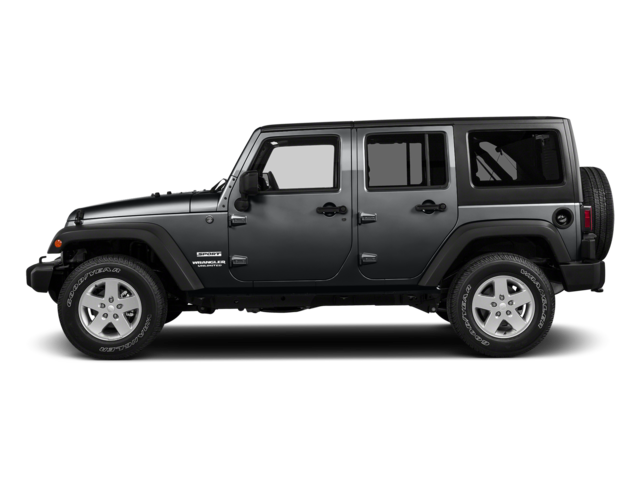 Jeep Wrangler JK Unlimited 2018