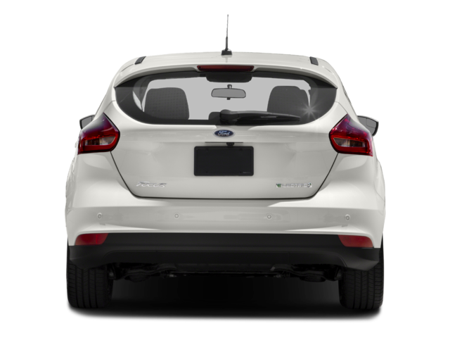 2018 Ford Focus_Electric