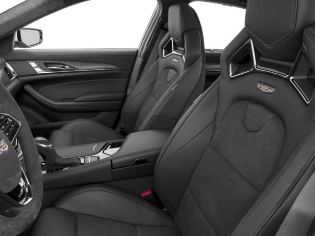 Cadillac CTS_V_Sedan  2018