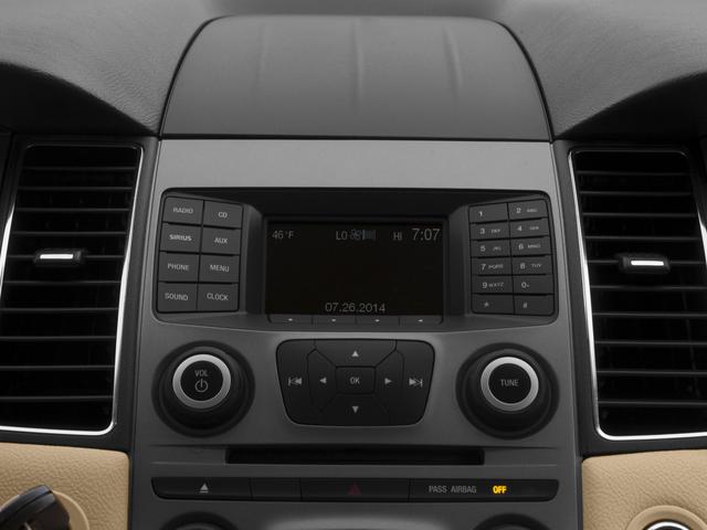 Ford Taurus 2018