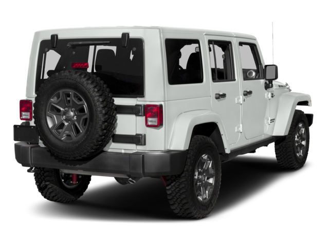 Jeep Wrangler JK Unlimited Convertible - Cabriolet 2018