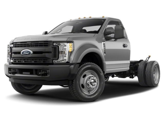 Ford Super_Duty_F_450_DRW  2019