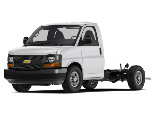 Chevrolet Express_Commercial_Cutaway  2019